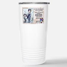 1 A MOURGUE SENSE OF TASTE Travel Mug