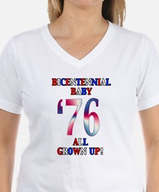 Bicentennial Baby All Grown Up! Shirt