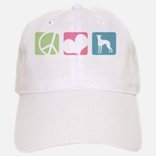peacedogs2 Baseball Baseball Cap