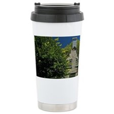 Was the site of the oldest Engl Travel Mug