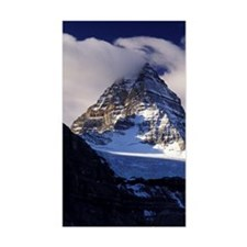 Mount Assiniboine. Fall colors Decal