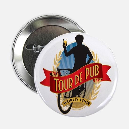 """tour de pub 2.25"""" Button"""