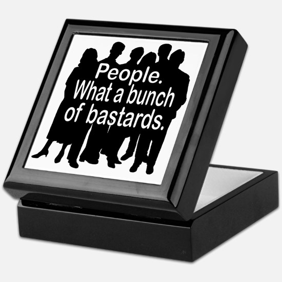 people Keepsake Box