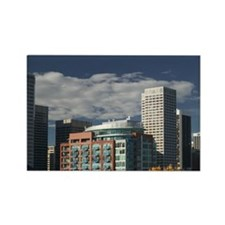 View Eau Claire Market Area by Bo Rectangle Magnet