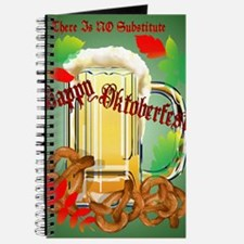 Beer and Pretzels-There Is No Substitute P Journal
