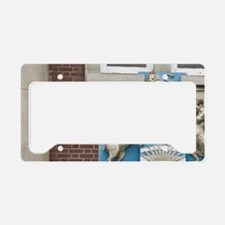 Prince Rupert. Coat of arms o License Plate Holder