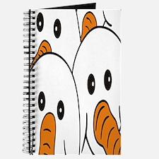 snowmen x4 camera Journal