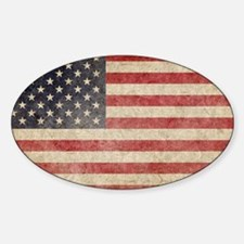 US Faded Shoulder Decal