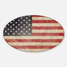 US Faded Coin Decal