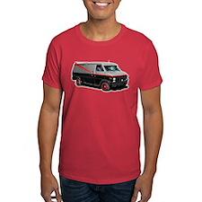 Retro Van. T-Shirt