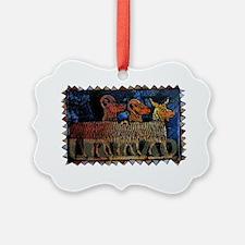 ur iraq.11x17 Ornament