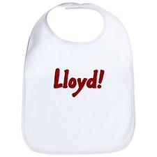Lloyd! Bib