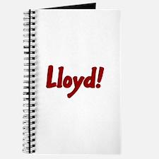 Lloyd! Journal