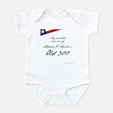 Austin's Old 300 Infant Bodysuit