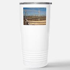 L'Anse Aux Meadows. Archaeologi Travel Mug