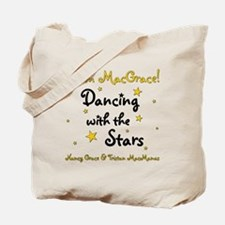DWTS-NancyGrace Tote Bag