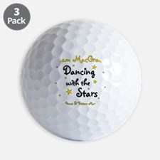 DWTS-NancyGrace Golf Ball