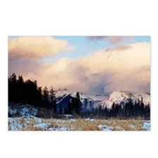 Rocky Mountains, Banff Na Postcards (Package of 8)
