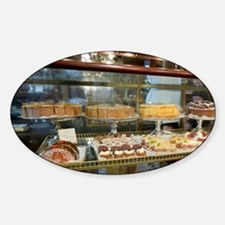 Cakes on display at Cafe Demel, Vie Decal