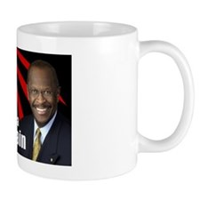 Hermancain large car magnet Mug