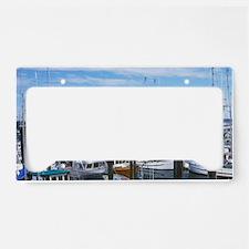 Nanaimo Waterfrontish Columbi License Plate Holder