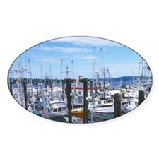 Nanaimo Waterfrontish Columbia, Van Decal