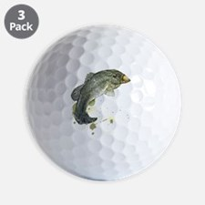 Large Mouth Golf Ball