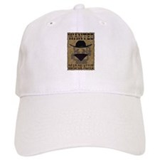 Wanted Dead or Alive Baseball Cap