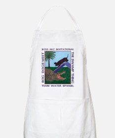 2011 Logo Clear Small Apron