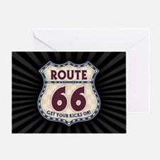 rt66-check-OV Greeting Card