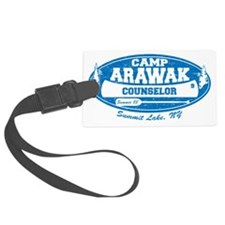 CampArawak Luggage Tag
