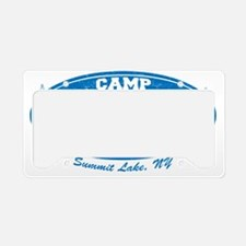 CampArawak License Plate Holder