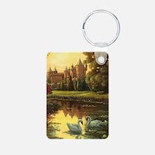 Swans Journal Keychains