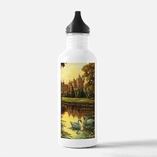 Swans Journal Water Bottle