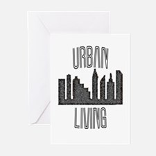 Urban Living Greeting Cards (Pk of 10)