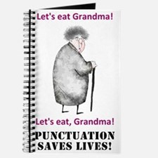 Lets Eat Grandma Journal