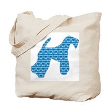 Bone Kerry Tote Bag