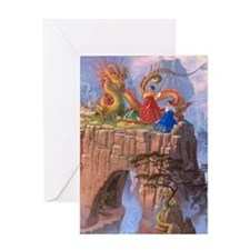 Dragon Serenade_Journal Greeting Card