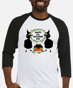 Hallows Eve Colorized Scaled Baseball Jersey
