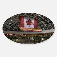 Edmonton: West Edmonton Mall (World Decal
