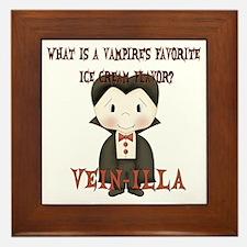 vampire_joke1 Framed Tile