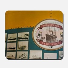 National Historic Site. Some of the many Mousepad