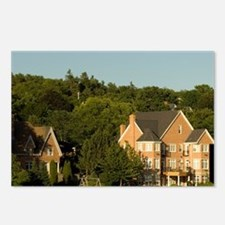 Halifax. Exclusive homes  Postcards (Package of 8)