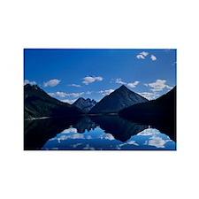 Kayaking on Murtle Lake, Caribou  Rectangle Magnet