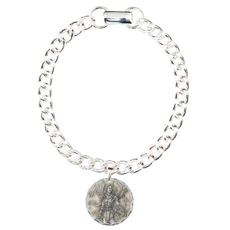 michaelWALLET Charm Bracelet, One Charm