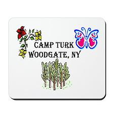 masonic youth camp Mousepad