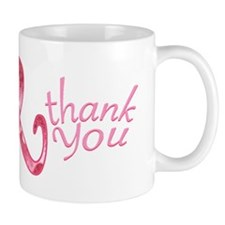 PinkRibbonThankYttr Mug