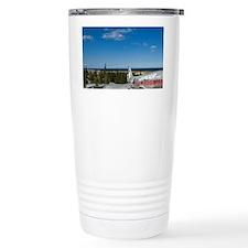 Churchill, Manitoba. Miss Piggy Travel Mug