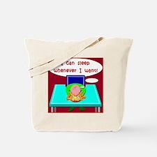 10x10 sleep whenever Tote Bag