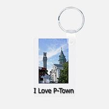 P-Town 2 Keychains